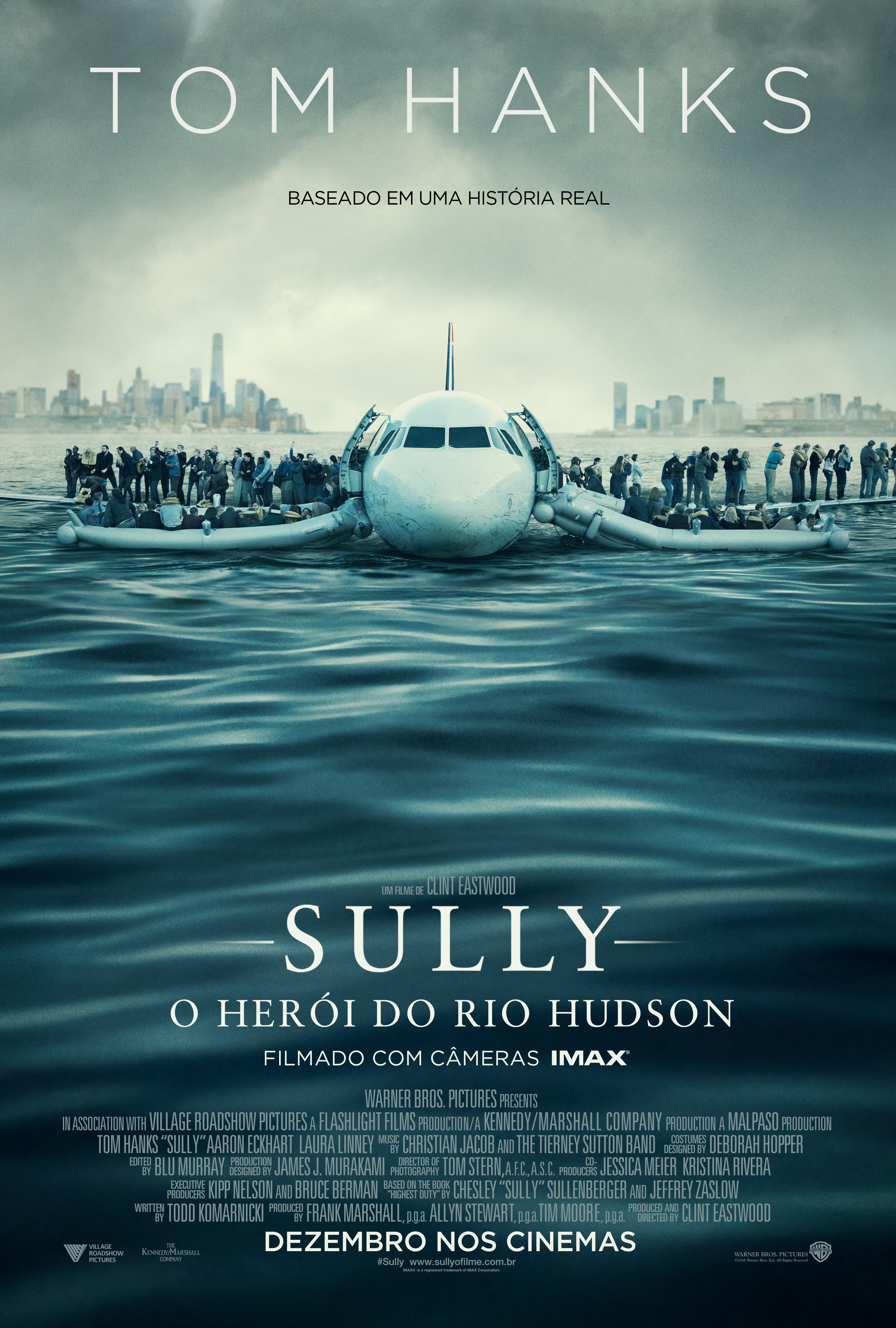 Sully - Poster IMAX