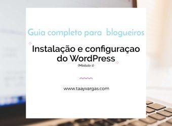 Como instalar o WordPress