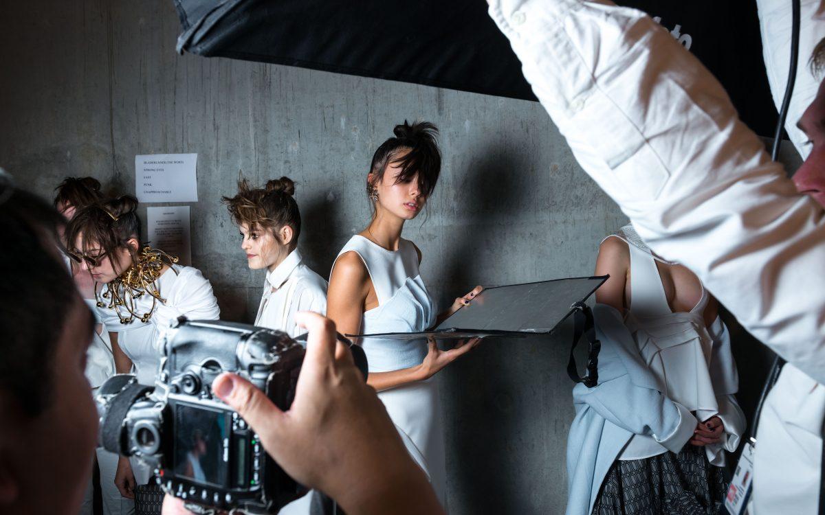 negócios no mundo da moda